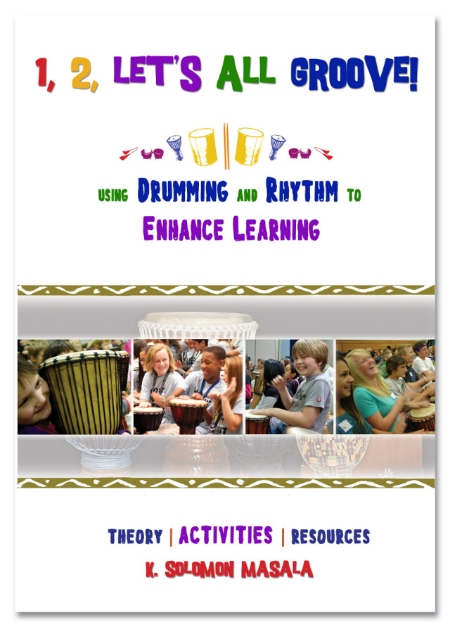 1, 2, Let's All Groove, rhythm activities for social emotional learning and arts integration