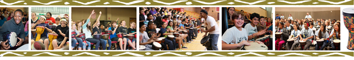 school drumming program pictures