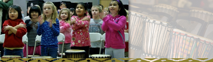 rhythm activities for schools