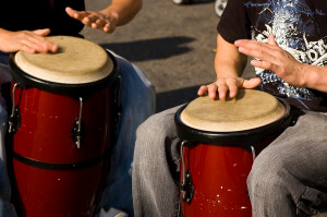 Opening Up Communication with Rhythm and Drums